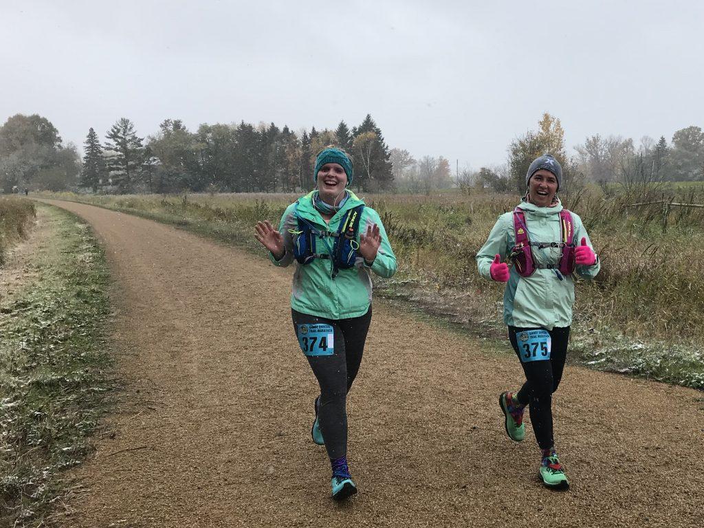 Gandy Dancer Trail Marathon