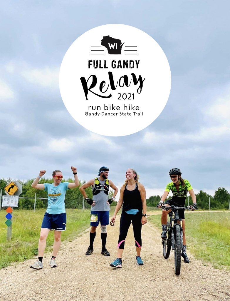 Full Gandy Relay - virtual option available!